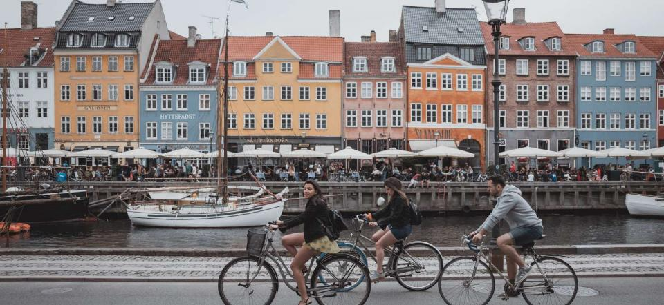 copenhagen city urban
